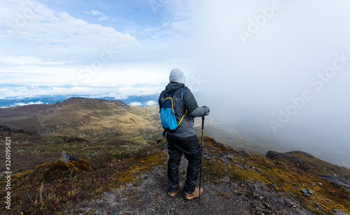 Photo Senderismo, montañismo, trekking, deporte en montaña