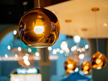 Special Shape Lamping Hanging ...