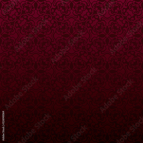 Violet abstract textured geometric pattern background. Vector illustration