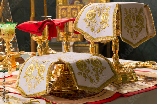 Fotografia Holy Communion