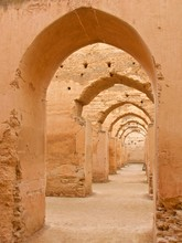 Arches In Imperial Royal Stabl...