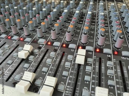 Photo equipamento de audio