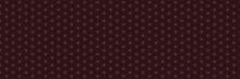 Pattern With Symmetric Geometric Ornament. Kaleidoscope Background
