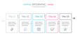 Vector infographic template