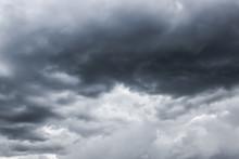 Rain Clouds, Rainy Storm