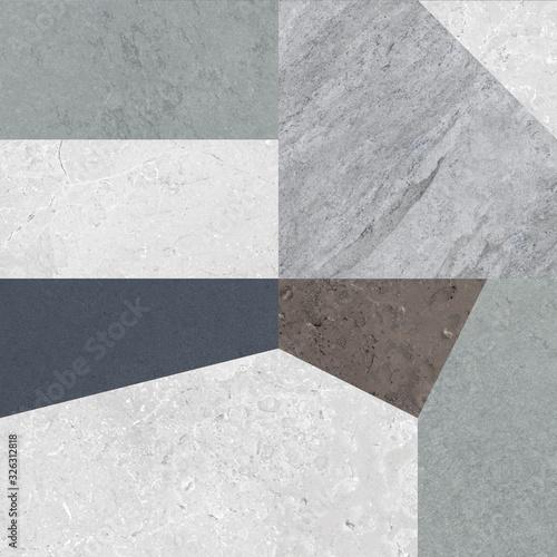 Fototapeta Pattern Textures Wall floor tile obraz na płótnie