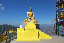 Big Statue Of Lord Buddha, Dal...