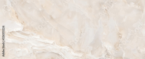 beige natural marble texture background vector Wallpaper Mural