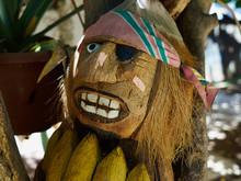 Caribbean Carnival Prty Mask