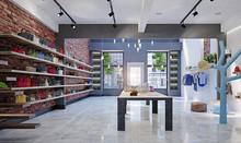 Modern Boutique Interior
