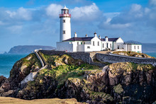 Fanad Head Lighthouse At Fanad...
