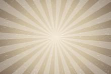 Sepia Light Rays Background Ve...