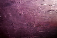 Purple Grungy Wall