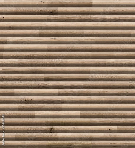 Wooden clapboard seamless texture template for 3d graphics Wallpaper Mural