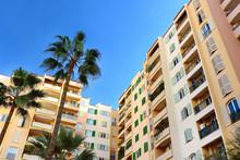 Typical Monaco Apartment Build...