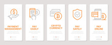 Startup Related Vertical Cards...