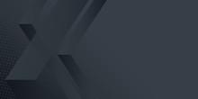 Modern Black Absract Arrow Bac...
