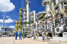 Chemical Industry Plant - Work...