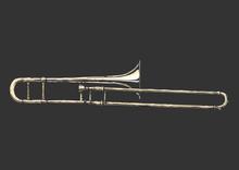 Illustration Of Trombone