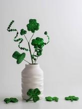 St. Patrick's Day Green Swir...