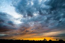 Ft Langley Sunset 03