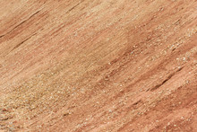 Earth And Rock Slope Closeup