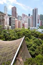 Hong Kong Park, Aviary,exterio...