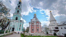 Great Monasteries Of Russia Ti...