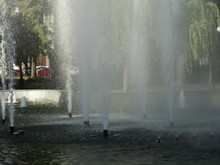 Fountains In The City, Kharko...