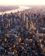 NYC Midtown Aerial