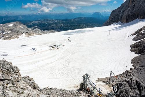 Valokuva Dachstein Glacier in Austria