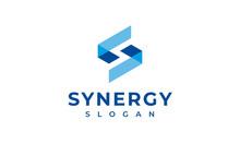 Synergy S Logo - Letter S