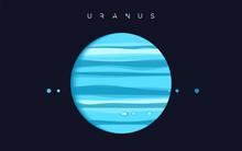 Uranus. The Seventh Planet Fro...