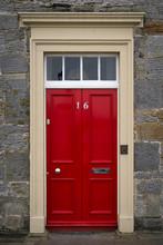 Red Door No.16