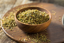 Raw Dried Green Greek Oregano ...