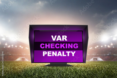 Photo technology var checking penalty