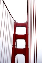 A View Of The Golden Gate Bri...
