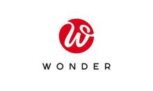 Playful W Logo