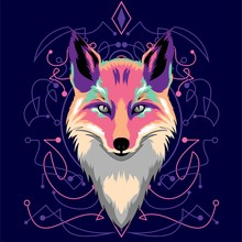 FOX ELEGANT GEOMETRIC