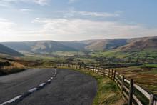 Mam Nik Road Edale, Derbyshire...