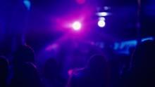 Dance Club Party People Silhou...