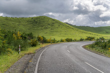 Road Bends At Green Hill Cover...