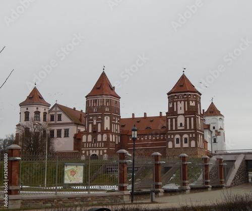 Замок Мир © golisin