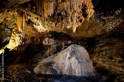 Demanova Cave of Freedom or Demänovská Cave of Liberty Discovered in 1921 and opened to the public in 1924, it is the most visited cave in Slovakia