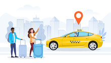 Taxi Order Or Ride Hailing App...