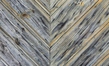Texture Of An Old, Wooden Door
