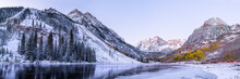 Maroon Bells Morning Sunrise P...