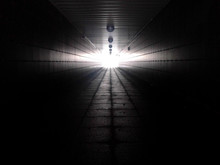 Light At The End Of An Underpa...