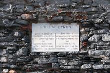 Portovenere, Italy: Commemorat...
