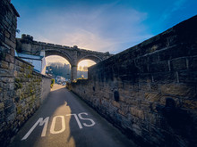 Knaresborough Railway Viaduct Street View